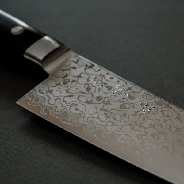 Santoku SP Damasco Zen-Pou 170mm