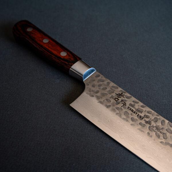 Cuchillo Santoku Sakai Takayuki