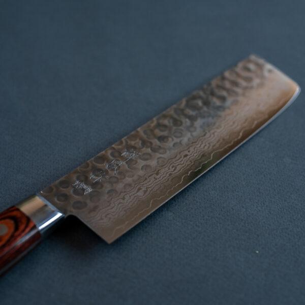 Cuchillo Japones Usuba Damasco Zen-Pou